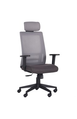 Кресло Scrum серый/черный - AMF - 545577