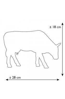 Коллекционная статуэтка корова Brenner Mooters - wos3970