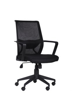 Кресло Tin сиденье Саванна nova Black 19/спинка Сетка SL-00 черная - AMF - 297000