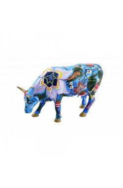 """Коллекционная статуэтка корова """"Birtha"""" - wos8663"""