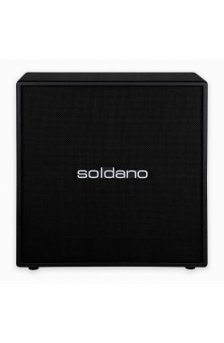 Кабинет гитарный SOLDANO 4x12 Straight Classic