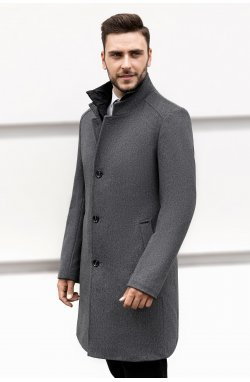 Пальто мужское  Р-011 (Picasso)