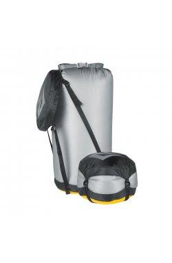 Компрессионный гермомешок Sea To Summit - Ultra-Sil Compression Dry Sack Grey, 20 л (STS AUCDSL)