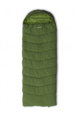 Спальный мешок-одеяло Pinguin Blizzard PFM 190 2020, Khaki, Left Zip (PNG 239348)