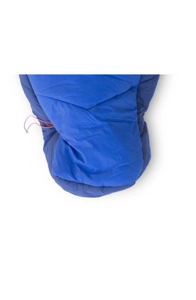 Спальный мешок Pinguin Comfort Lady PFM 175 2020, Red, Left Zip (PNG 234930)