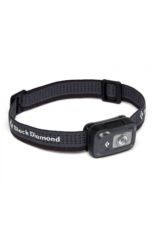 Фонарь налобный Black Diamond Astro 250, Graphite (BD 620661.0004)