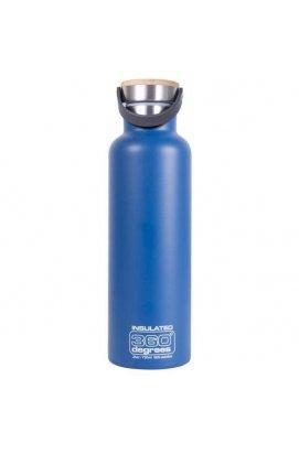 Термофляга 360° degrees - Vacuum Insul Botte Ocean Blue, 750 мл (STS 360SSVAC750OCE)