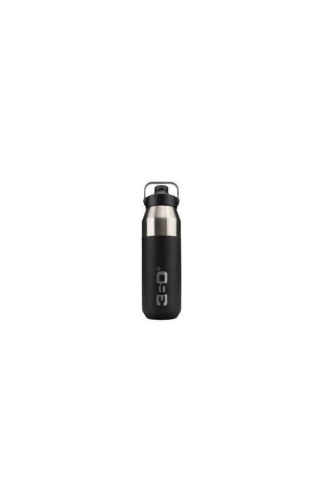 Термофляга 360° degrees Vacuum Insulated Stainless Steel Bottle with Sip Cap, Black, 1,0 L (STS 360SSWINSIP1000BLK)
