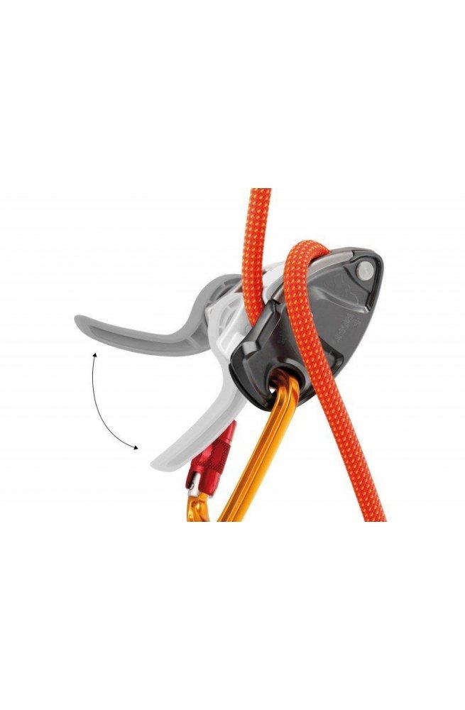 Спусковое устройство Petzl Gri-Gri + Orange (PTZL D13AAG)