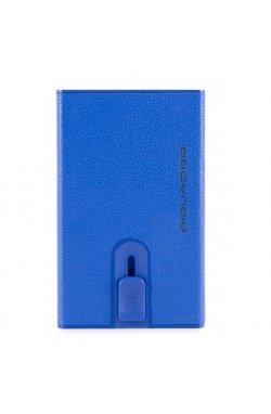 Кредитница Piquadro EMPIRE/Blue PP4825EMR_BLU, Италия