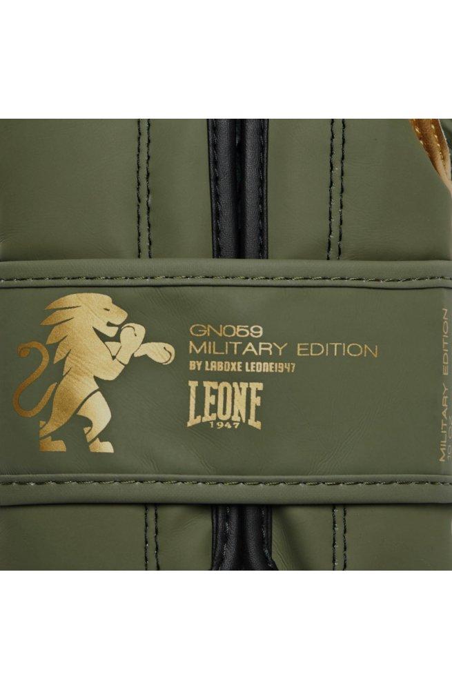 Боксерские перчатки Leone Mono Military
