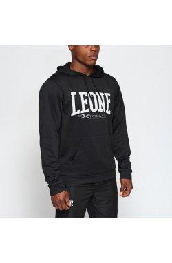 Толстовка с капюшоном Leone Logo Black S