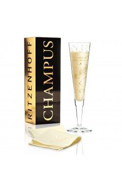 Бокал для шампанского от Selli Coradazzi, 205 мл - wos8709