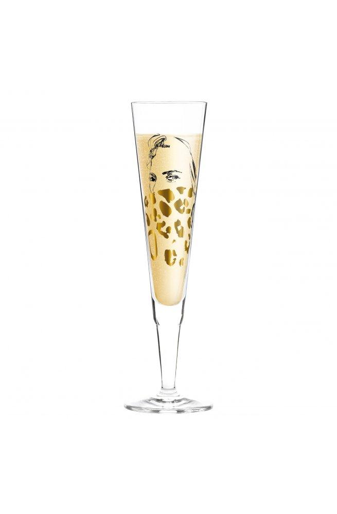 """Бокал для шампанского """"Noble Savage"""" от Питера Пихлера, 205 мл - wos8718"""