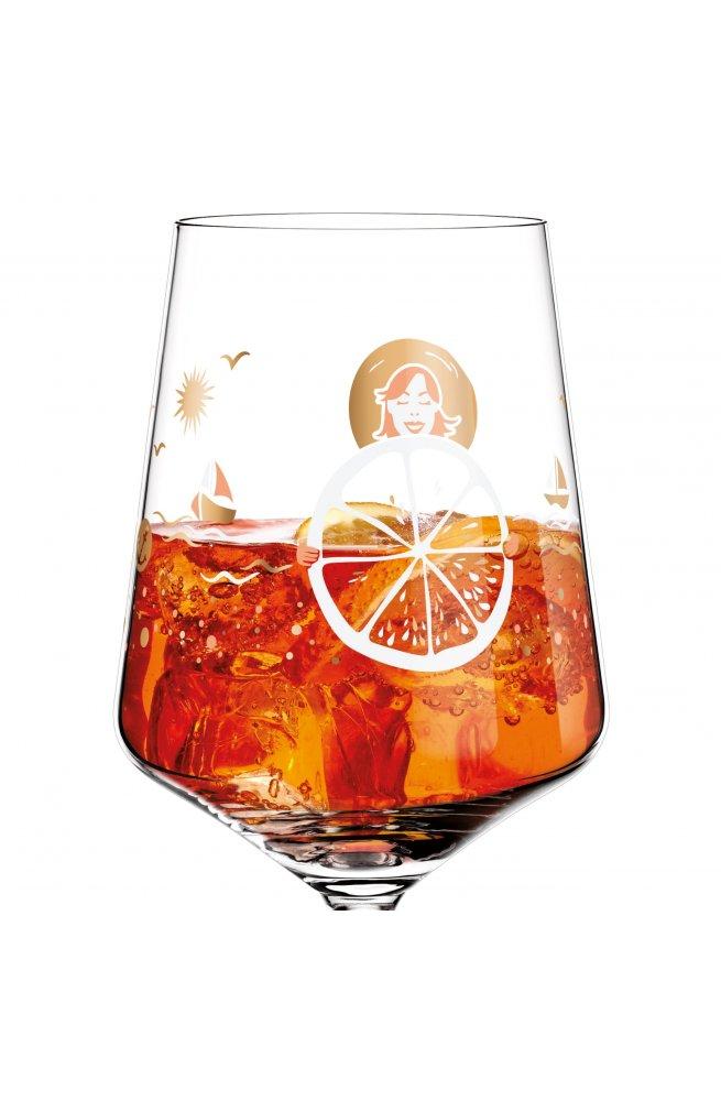 "Бокал для игристых напитков ""Aperizzo"" от Werner Bohr, 544 мл - wos8729"