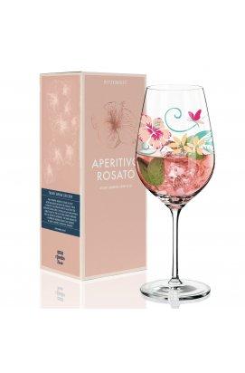 """Келих для ігристих напоїв """"Aperitivo Rosato"""" від Dominique Tage, 605 мл - wos8733"""