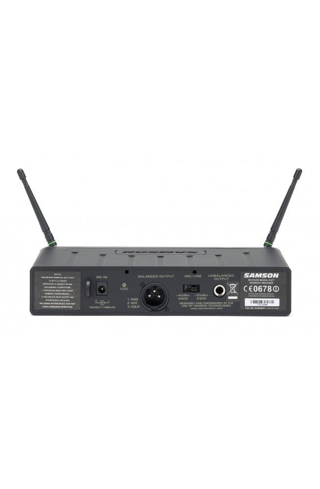Радиомикрофон/система SAMSON UHF AIRLINE 77 FITNESS w/Qe