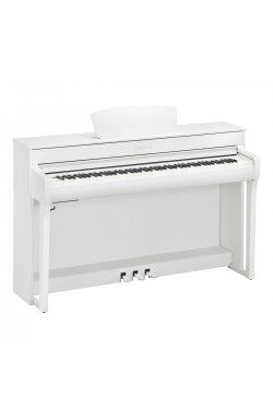 Цифровое пианино YAMAHA Clavinova CLP-735 (White)