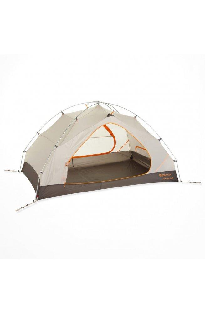 Палатка трехместная Marmot Fortress UL 3P, Ember/Slate (889169675355)