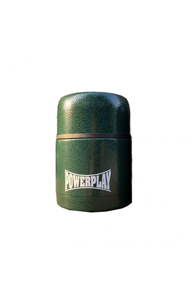 Термос пищевой PowerPlay 9003 Зелений 500 мл