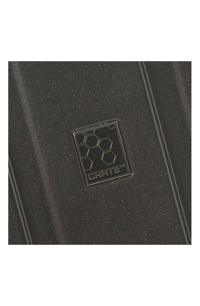 Чемодан Epic Crate Reflex (L) Charcoal Black