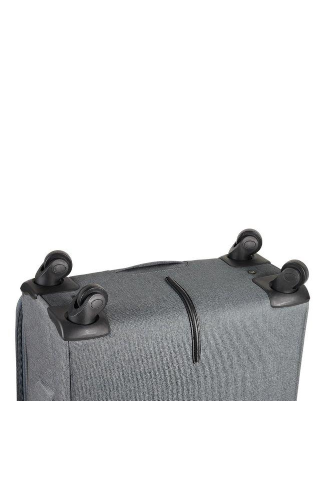 Чемодан Rock Madison (S) Grey