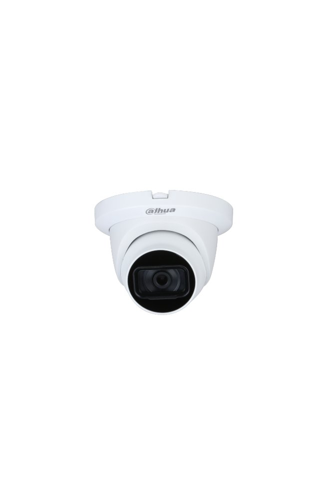 4Мп HDCVI видеокамера Dahua с ИК подсветкой DH-HAC-HDW1400TLMQP (2.8 мм)