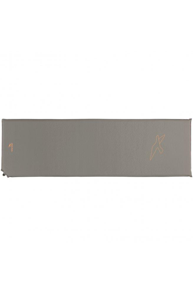 Коврик туристический Easy Camp Self-inflating Siesta Mat Single 1.5 cm Grey