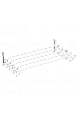 Сушарка для білизни настінна Gimi Brio Super 100 5 м