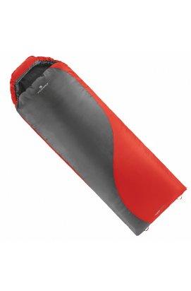 Спальный мешок Ferrino Yukon Pro SQ/+3°C Scarlet Red/Grey (Left)