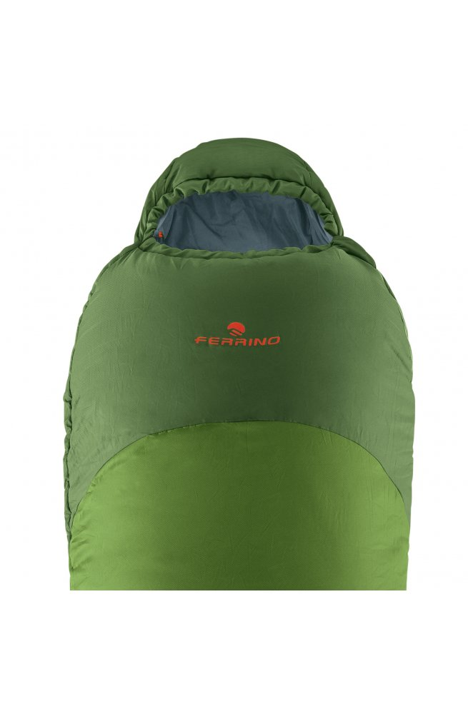 Спальный мешок Ferrino Levity 01/+7°C Green (Right)
