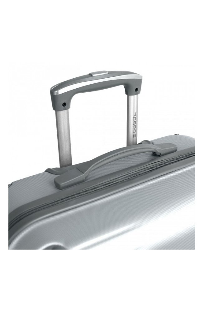 Чемодан Gabol Balance (S) Silver