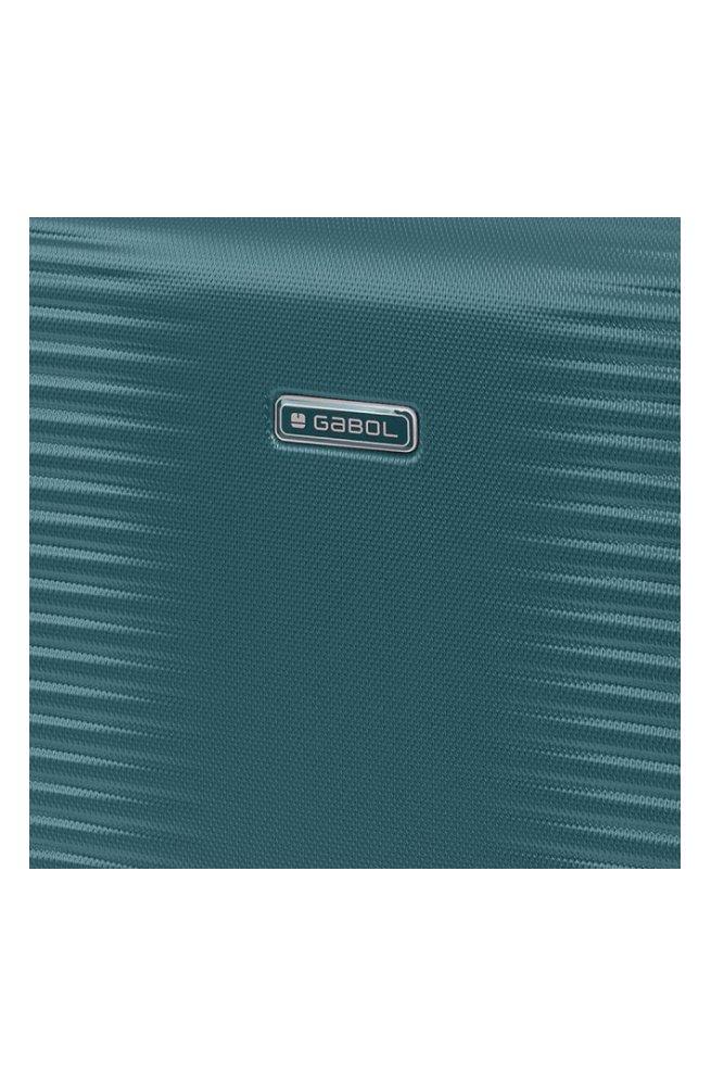 Чемодан Gabol Balance (S) Turquoise