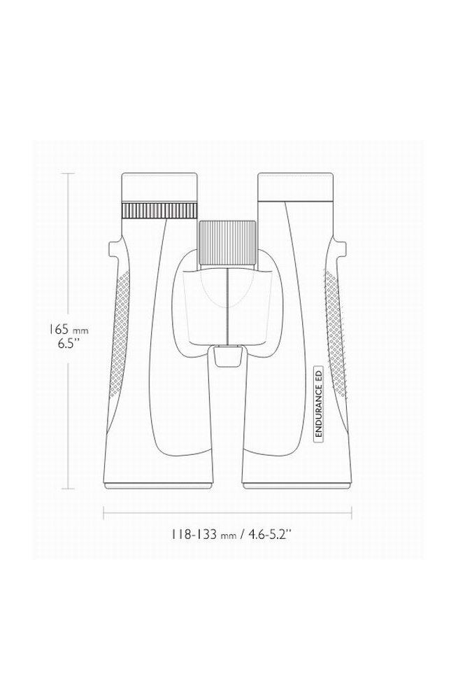 Бинокль Hawke Endurance Top Hinge ED 10x50 (Green)