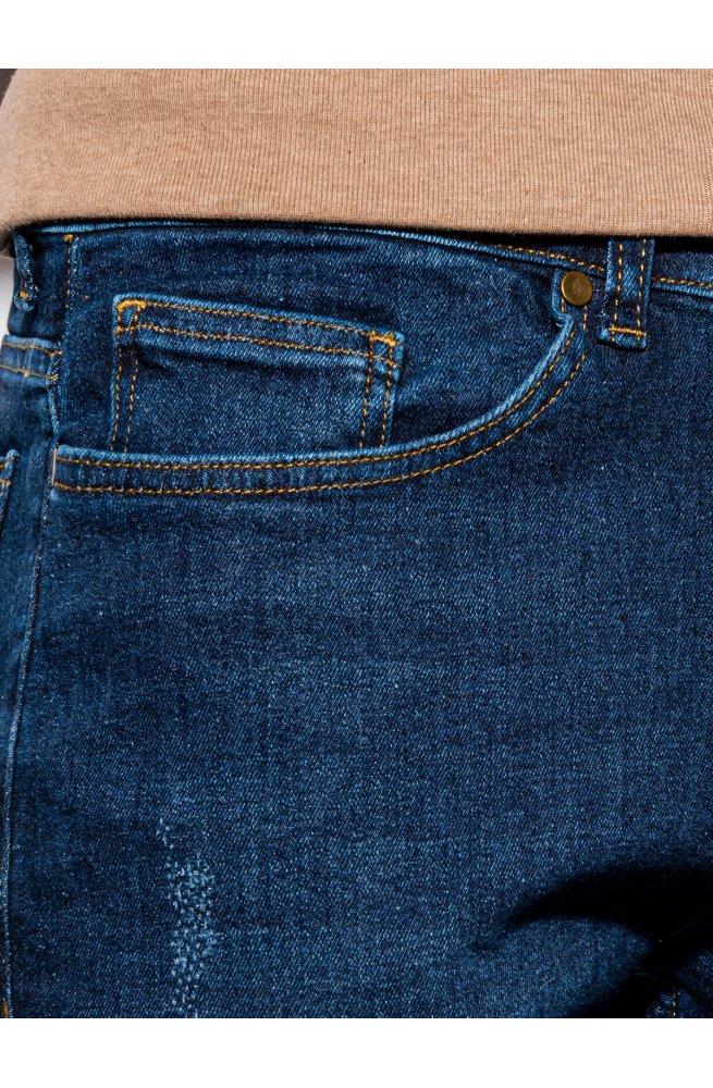 Мужские джинсовые штаны P940 - синий - Ombre