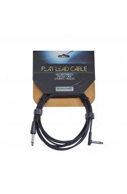 Кабель ROCKBOARD Flat Instrument Cable, Straight/Angled (300 cm)