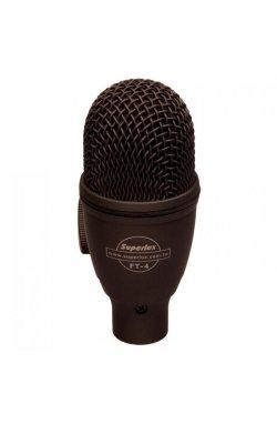 Микрофон шнуровой SUPERLUX FT4