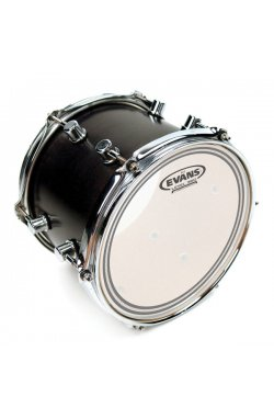 "Пластик для барабана EVANS B10EC2S 10"" EC2 FROSTED"