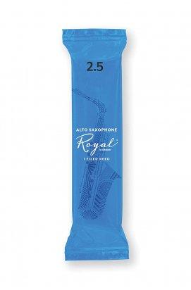 Трости для духовых D'ADDARIO Royal - Alto Sax #2.5 (1шт)
