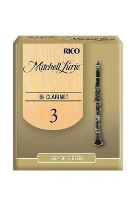 Трости для духовых RICO Mitchell Lurie - Bb Clarinet #3.0 (1шт)