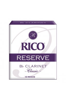 Трости для духовых RICO Reserve Classic - Bb Clarinet 2.5 (1шт)