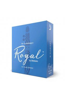 Трости для духовых D'ADDARIO Royal - Bb Clarinet #2.0 - 10 box