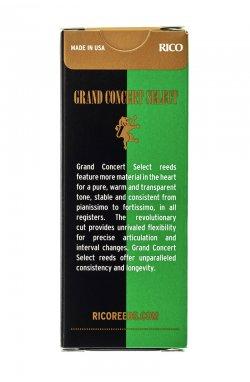 Трости для духовых D'ADDARIO Grand Concert Select - Tenor Sax #2.5 (1шт)
