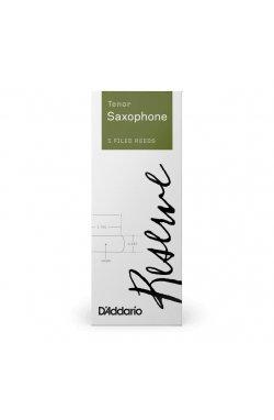 Трости для духовых D'ADDARIO Reserve - Tenor Sax #2.5 - 5 Pack