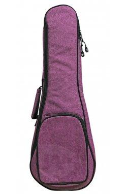 Чехол для гитары FZONE CUB7 Concert Ukulele Bag (Purple)