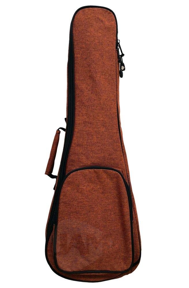 Чехол для гитары FZONE CUB7 Concert Ukulele Bag (Orange)