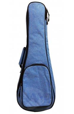 Чехол для гитары FZONE CUB7 Concert Ukulele Bag (Blue)