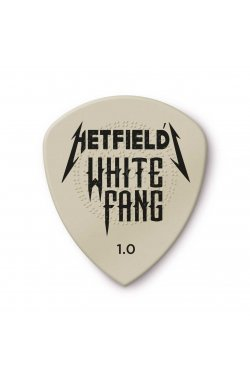 Медиаторы DUNLOP HETFIELD'S WHITE FANG CUSTOM FLOW PICK 1.00