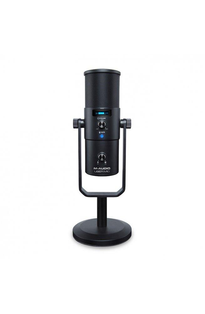 Микрофон шнуровой M-AUDIO Uber Mic