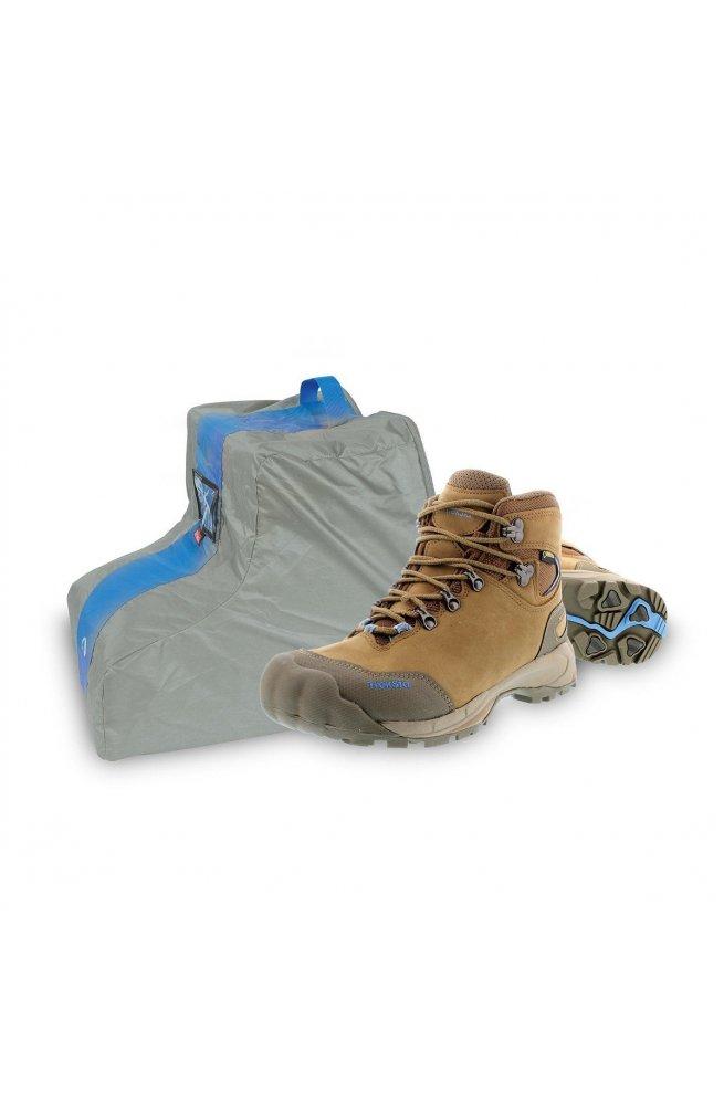 Чехол Tatonka Trekking Shoe Bagv, Grey (TAT 3155.025)